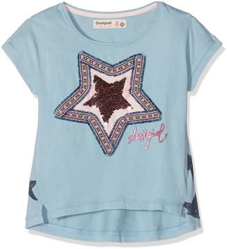Desigual Girl Ts_nuevomexic T-Shirt