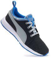 Puma Carson Runner Night Camo Preschool Boys' Running Shoes