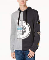 American Rag Men's Asymmetrical Hoodie, Created for Macy's