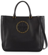 Tory Burch Studded Leather Tote Bag