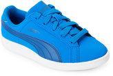 Puma Kids Boys) Blue Smash Fun Buck Sneakers