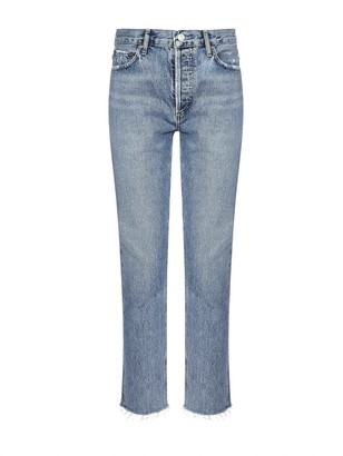 AGOLDE Jamie High Rise Tapered Jeans