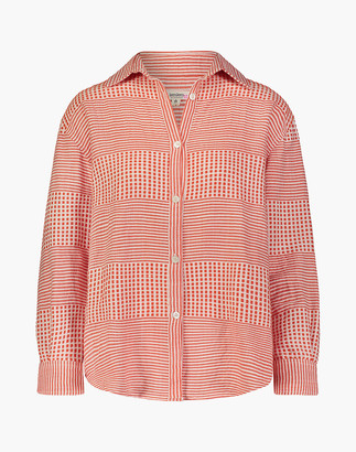 Madewell lemlem Semira Men's Button-Up Shirt
