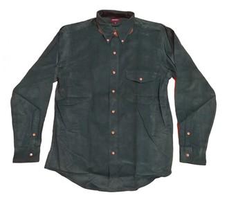 Gant Green Cotton Shirts