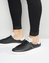 adidas Topanga Clean Sneakers In Black S80073