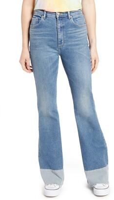 Lee High Waist Flare Jeans