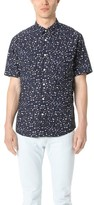 Steven Alan Short Sleeve Jasper Shirt