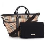 Burberry Classic Nova Check Changing Bag