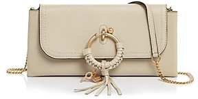See by Chloe Joan Leather Convertible Clutch