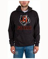 Junk Food Clothing Men's Cincinnati Bengals Wing-T Formation Hoodie