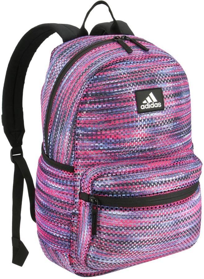 bd687bd6a5 Pink Mesh Backpacks - ShopStyle