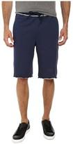 Puma 12 Bermuda Sweat Shorts (Peacoat Heather) Men's Shorts