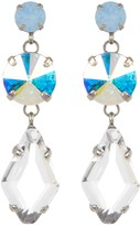 Sorrelli Crystal Rhombus Roundabout Drop Earrings