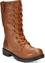 Wanted Crestone Combat Boots Women's Shoes