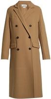 Loewe Peak-lapel double-breasted coat