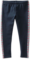 Osh Kosh TLC Sparkle Puff-Print Leggings