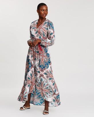 Jets Reverie Maxi Dress