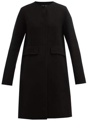 Max Mara Guinea Coat - Womens - Black