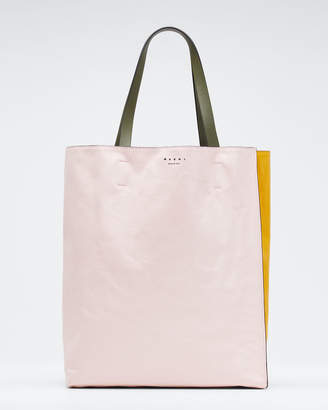 Marni Museo Soft Shopping Tote Bag