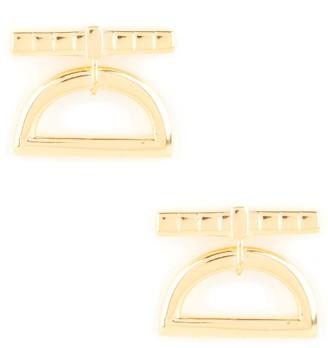 Shop Lausanne Half Moon Drop Earrings