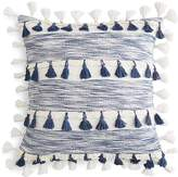 "Sky Space Dye Tassel Decorative Pillow, 20"" x 20"" - 100% Exclusive"