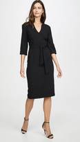 Black Halo Madeline Sheath Dress