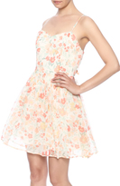 BB Dakota Correll Floral Dress
