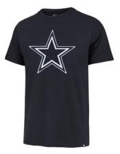 '47 Dallas Cowboys Men's Knockout Fieldhouse T-Shirt