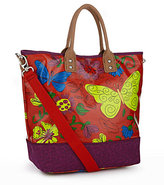 Kate Landry Butterfly Convertible Tote