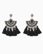 Charming charlie Tribal-Inspired Dangle Earrings