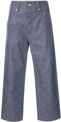 Sofie D'hoore Wide Leg Jeans