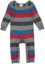 Splendid Baby Boy Stripe Coverall