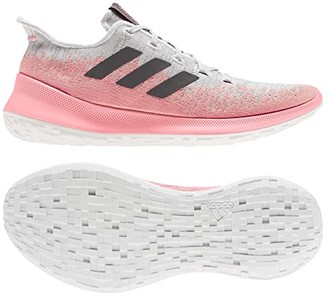 adidas SenseBOUNCE + (Dash Grey/Grey/Glory Pink) Women's Shoes