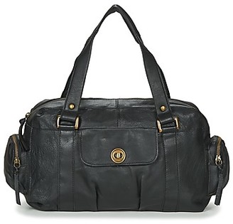 Pieces TOTALLY ROYAL LEATHER SMALL BAG