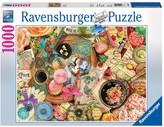 Ravensburger Vintage Collage Puzzle – 1000 Pieces