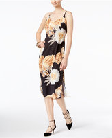 INC International Concepts Petite Printed Slip Dress, Only at Macy's