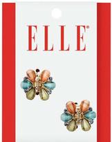 Elle Floral Shimmer Hair Clip Set