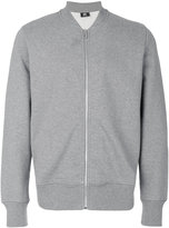 Paul Smith sweatshirt bomber jacket - men - Cotton - L