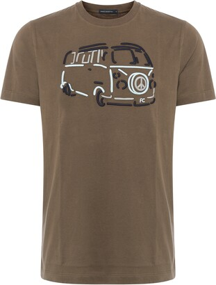 French Connection Campervan Graphic Tee