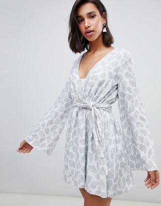 Stevie May Notion mini dress-Multi