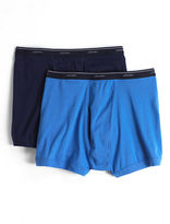 Jockey Big and Tall 2 Pack Stay New Cotton Boxer Briefs