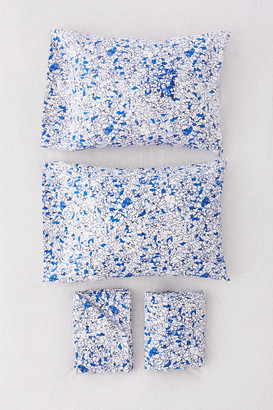 Urban Outfitters Marble Lines Sheet Set