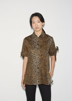 Hope Dada Shirt Leopard Size: FR 36