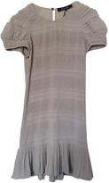 Isabel Marant Grey Polyester Dress