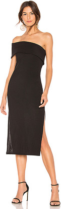 Privacy Please Gianna Midi Dress