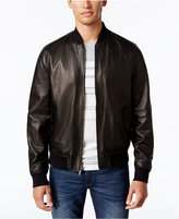 Michael Kors Men's Reversible Leather Jacket