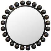 "Noir Cooper 33"" Mirror - Black"