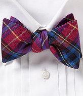 Ted Baker Edinburgh Plaid Silk Bow Tie