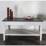 Laurèl Tamra Coffee Table Foundry Modern Farmhouse Color: Antique Black