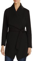 T Tahari Abbey's Draped Coat